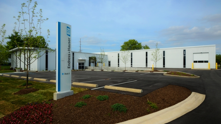 Endress+Hauser Wetzer in Greenwood / USA