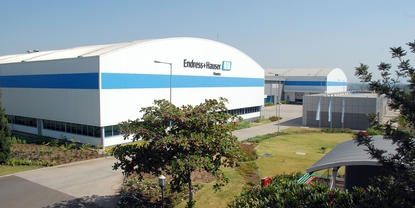 Endress+Hauser Wetzer, Aurangabad / India