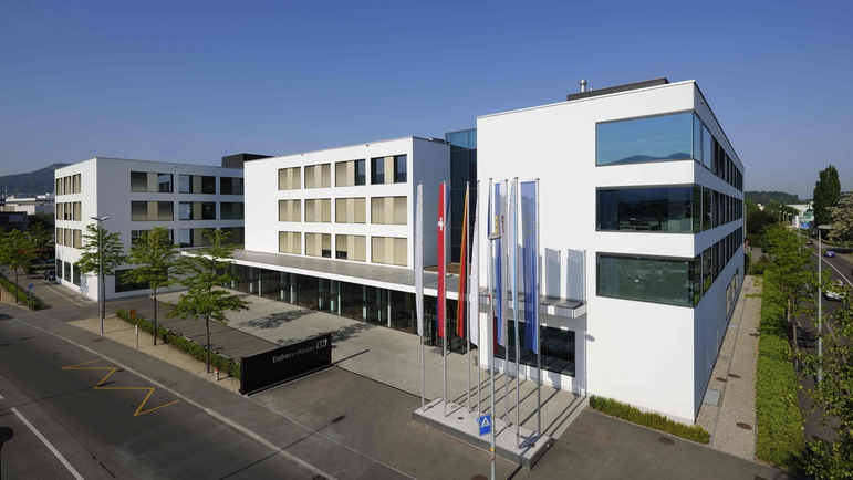 Holding of Endress+Hauser Group in Reinach, Switzerland