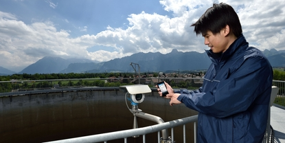 Mobile access to information on your installed measuring devices - wherever you are.